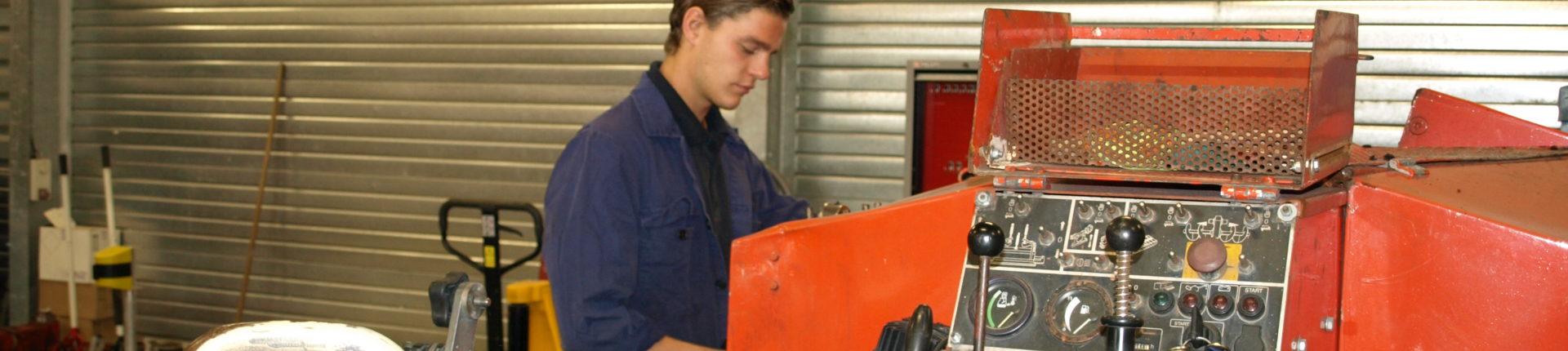 Machinemonteur