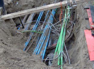 Schadepreventie kabels en leidingen