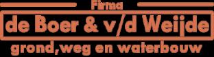 Fa. De Boer & van der Weijde