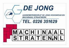 De Jong Hoogwoud B.V.